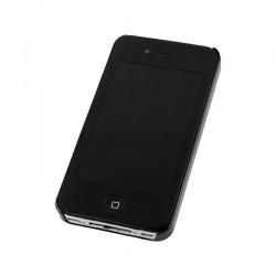 Shocker électrique en forme de téléphone Noir avec lampe 6.0 millions de Volts