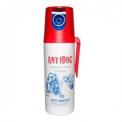 Bombe d'auto défense contre une attaque de chien 50 ml