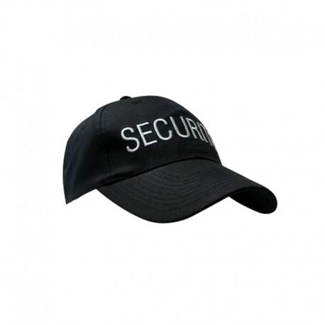 Casquette Intervention Sécurité Réglable