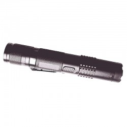 Shocker électrique FOX M 11 lampe torche LED Argent 3.6 millions de Volts