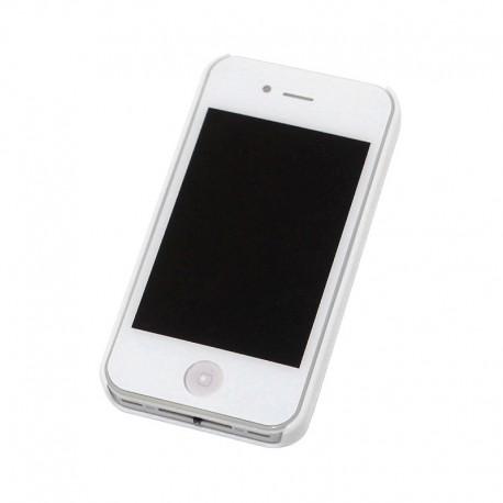 Shocker électrique en forme de téléphone Blanc avec lampe 6.0 millions de Volts