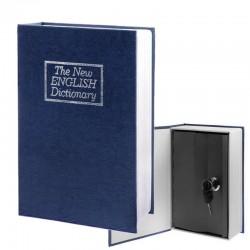 Coffre-fort dissimulé dans un dictionnaire anglais 24.2 cm