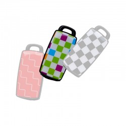 Porte clé siffleur pour ne plus égarer vos clé tricolor de 6 cm