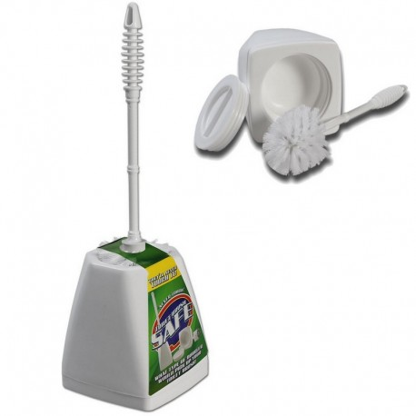 Coffre-fort dissimulé dans une brosse de toilette