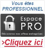 Site réservé uniquement aux professionnels